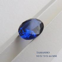 Safira Pedra Preciosa Lapidação Oval 3051