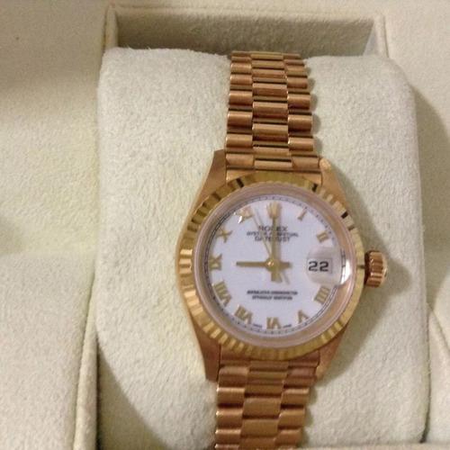 46b58be6320 Rolex Feminino Date Just - Automático