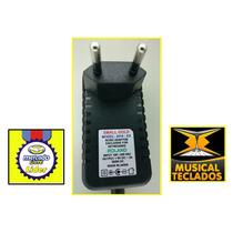 Fonte Especial 9 V Dc 3a Bivolt P/ Roland F100 Frete R$1