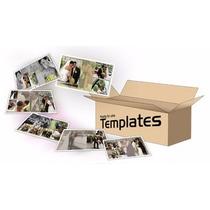 1700 Templates Para Dg Foto Art Gold (frete Grátis Download)