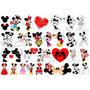 Minnie Mickey Love Namorados Amor Casal Vetor E Imagens