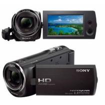 Filmadora Sony Hdr-cx-230 Full Hd Nova Na Caixa