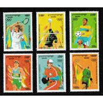 Selos Cambodja 1996 Jogos Olímpicos Olimpiadas Atlanta Voley