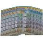 05 Embalagens Mini Dinheiro Brinquedo C/70 Unidades Cada