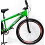 Kit Bicicleta Gios 4trix Aro 26 Wheeling Manobras Completa