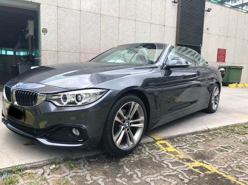 BMW SERIE 3 CABRIO 420I, 2015, QUASE ZERO,1800 KM,NOVA.