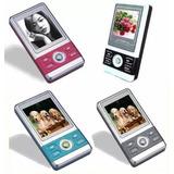 Mini Mp4 Player Com Visor C/ Memória Com 400 Musicas P Entre