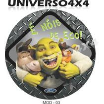 Capa Estepe Ecosport, Novaeco, Todas, Shrek, M-03 Cinza