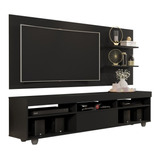 Rack Com Painel Para Tv 55 Polegadas Twin Siena Lançamento