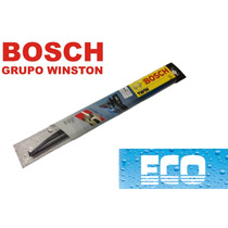 Palheta Bosch Eco Traseira H402 Meriva Zafira Scenic