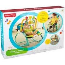 Cadeira De Balanço Minha Infância Para Bebês Fisher Price Ma