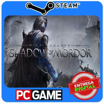 Shadow Of Mordor Pc Steam Cd-key Global Envio Imediato