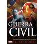 Livro Guerra Civil Uma História Do Universo Marvel