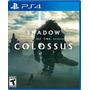 Shadow Of The Colossus (midia Física Bundle) Ps4 (lacrado)