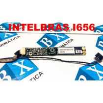 Webcam + Flat Intelbras I656