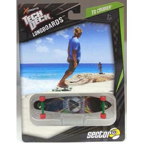 Skate De Dedo Longboard Tech Deck 1unidade - Long Jump
