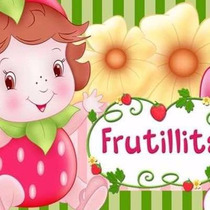 Kit De Festa Moranguinho Baby + Convites Cartões Frete Grati