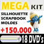 Kit Scrapbook Digital Bob Esponja + Dvd Mega Kit Scrapbook