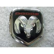 Emblema Original Capô Dodge Ram Dakota V6 V8 Mopar R/t 2500