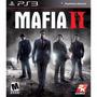 Mafia Ii (2) - Ps3  Mídia Física  Lacrado  Original