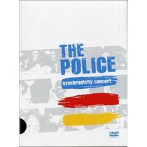 Dvd Police Synchronicity Concert