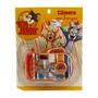 Camera Divertida Com 8 Imagens Coloridas Tom E Jerry
