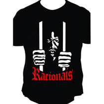 Camiseta Camisa Blusa Racionais Mcs Banda Rap Nacional