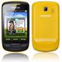 Samsung Corby Ii Gt-s3850 Câm 2mp Redes Sociais Novo + Nf