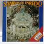 Lp Carnaval 92-sambas De Enredo/vinil 1991/aj73 Original