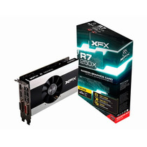 Placa De Vídeo R7 250x 2gb Ddr3 Core Radeon Xfx R7250xcgf4