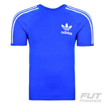 Camiseta Adidas Sport Essentials Originals Azul