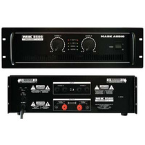 Amplificador Mark Audio Mk 8500 -1500w