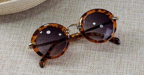80508024b Óculos De Sol Infantil Para Menina Chic Com Proteçao Uv400. Preço: R$ 52 99  Veja MercadoLibre