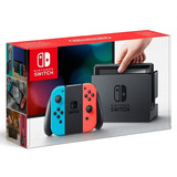 Nintendo Switch 32gb Neon Blue Red Biv Promoção Compre Já !