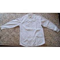 Camisa Social Masculina Branca Angelo Litrico 100% Algodão