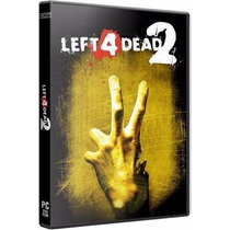 Left 4 Dead 2 - Fatal Return - Dvd Pc - Frete 8 Reais