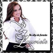 Cd + Playback Lauriete - No Olho Do Furacão * Original