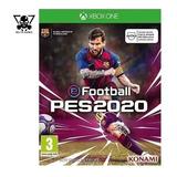 Pes 2020 Xbox One - Midia Digital + 02 Jogo Brinde One S