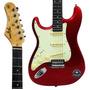 Guitarra Stratocaster Tagima Tg 500 Canhoto Original