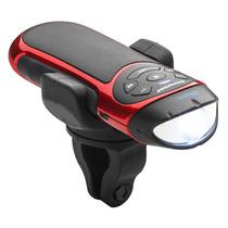 Speaker Schinn Auto Falante Bike Moto Usb Farol Led
