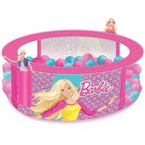 Piscina De Bolinhas Barbie Com100bolinhas-lider Frete Gratis