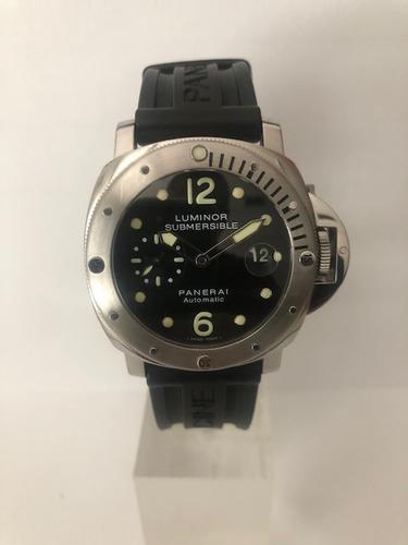 51874b90982 Relógio Panerai Luminor Submersible