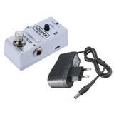 Mini Pedal Looper Ammoon Pronta Entrega - Com Fonte