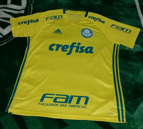 6972ce71a8 Camisa Treino Do Palmeiras Oficial adidas Gg