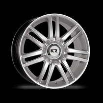 Roda Krmai K15 Aro 17 Audi S8 Fox Golf Polo 5x100/108
