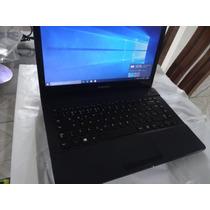 Notbook Ativ Book Samsung Amd Dual-core 4gb, 500gb, 14