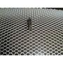 Tela Grade Parachoque 150 X 20 - Aluminio