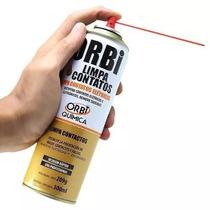 Limpa Contato Orbi Quimica Eletrico Spray Eletronico 300ml