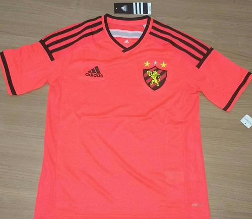 1f3949661 Camisa Sport Recife 12 Anos Original 100% adidas - 03
