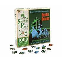 Puzzle Haunted Mansion, Comemorativo 45 Anos, Disney Parks